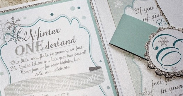 Pastel Winter ONEderland 1st Birthday Party via Kara's Party Ideas | KarasPartyIdeas.com (2)