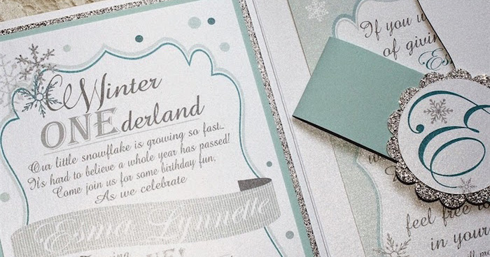 Karas Party Ideas Pastel Winter ONEderland 1st Birthday
