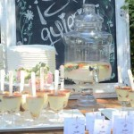 Rustic Chic Bridal Shower via Kara's Party Ideas | KarasPartyIdeas.com #rusticchicbridalshower (1)