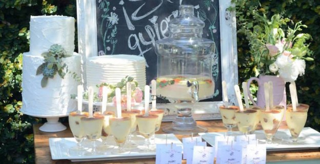 rustic chic bridal shower via karas party ideas karaspartyideascom rusticchicbridalshower 1