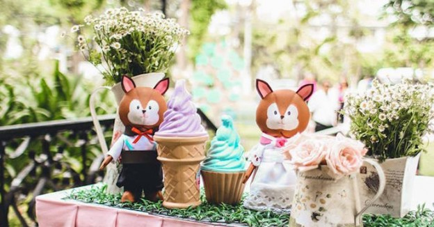 Sylvanian Toy inspired Birthday Party via Kara's Party Ideas | The Place for all Things Party! KarasPartyIdeas.com (3)