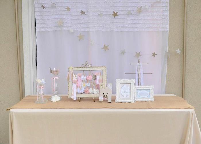 twinkle twinkle little star themed baby shower via karau0027s party ideas 17