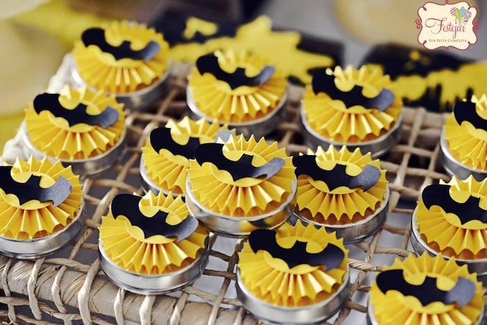 Batman Birthday Party Via Karas Ideas