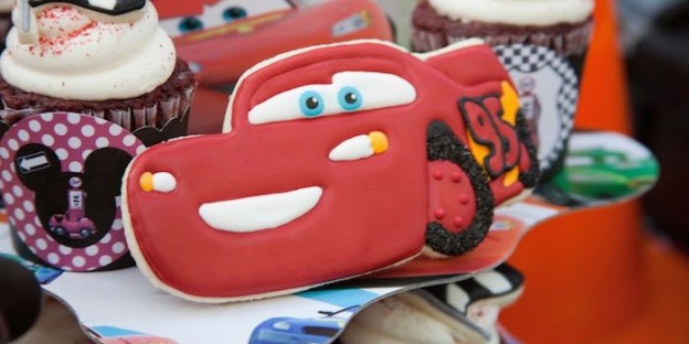 Disney's Cars themed birthday party via Kara's Party Ideas | KarasPartyIdeas.com (2)