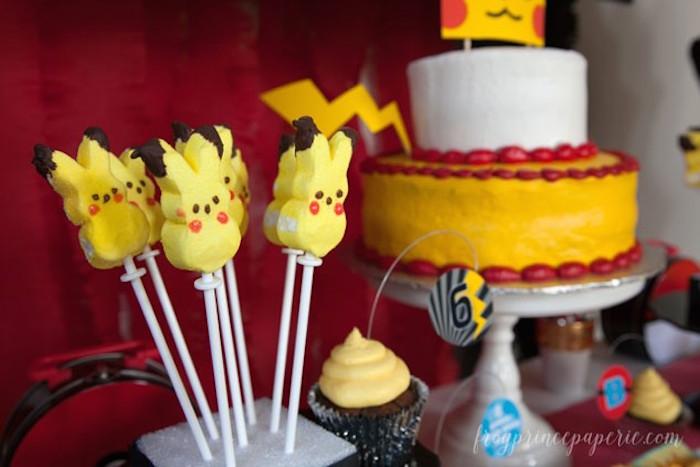 karas party ideas easy pokemon birthday party ideas via