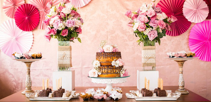 Elegant 30th Birthday Party Via Karas Ideas Karaspartyideascom