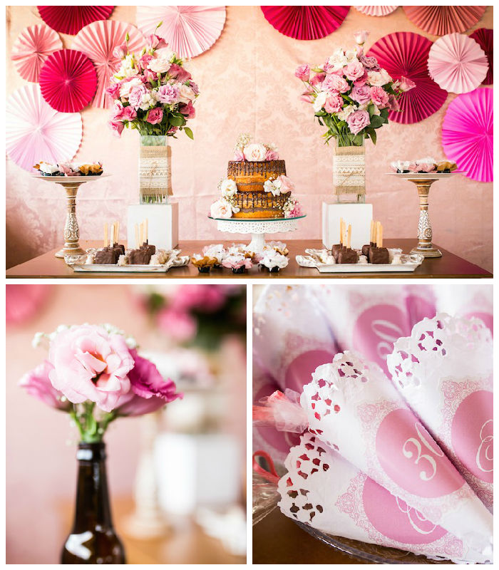 Table Decoration Ideas For Th Birthday