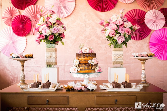 Karas Party Ideas Elegant 30th Birthday Via Kara