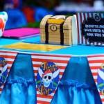 Jake & the Neverland Pirates themed birthday party via Kara's Party Ideas | KarasPartyIdeas.com (2)