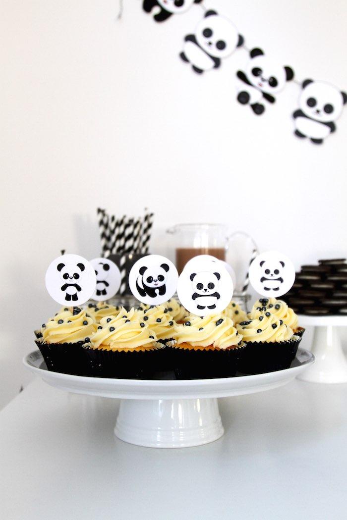 Kara S Party Ideas Panda Bear Birthday Party Via Kara S