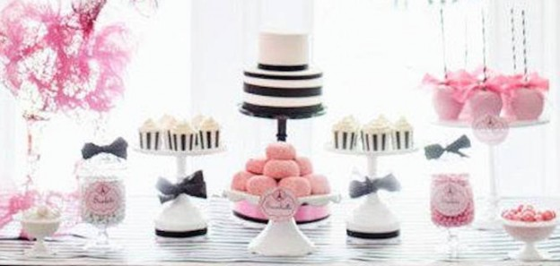 Pink Parisian Poodle Birthday Party via Kara's Party Ideas | KarasPartyIdeas.com #paris #pinkpoodle #parisian #girlpartyideas (10)