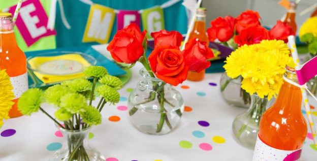 Twins Top 10 Favorite Things Birthday Party via Kara's Party Ideas | KarasPartyIdeas.com (1)