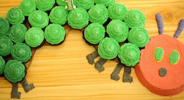 The Very Hungry Caterpillar Birthday Party via Kara's Party Ideas | KarasPartyIdeas.com (2)