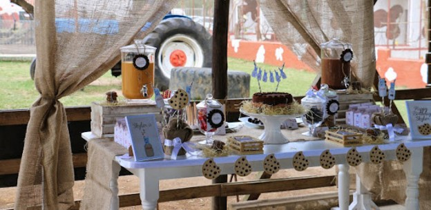 Vintage Milk & Cookies Birthday Party via Kara's Party Ideas | KarasPartyIdeas.com (1)