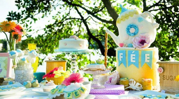 2nd Birthday Tea Party via Kara's Party Ideas KarasPartyIdeas.com (3)