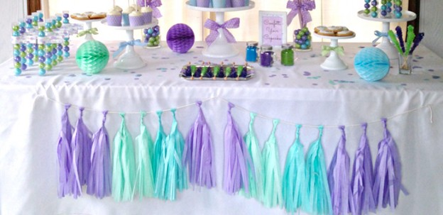 Confetti Themed 12th Birthday Party via Kara's Party Ideas KarasPartyIdeas.com (1)