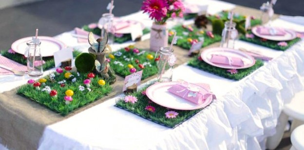 Fairy Garden themed birthday party via Kara's Party Ideas | KarasPartyIdeas.com (4)