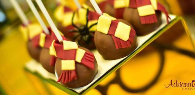 Harry Potter themed birthday party via Kara's Party Ideas | KarasPartyIdeas.com (2)