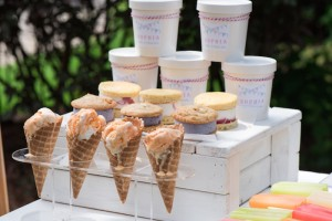 Ice Cream 1st Birthday Party via Kara's Party Ideas | KarasPartyIdeas.com (22)