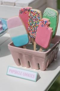 Ice Cream 1st Birthday Party via Kara's Party Ideas | KarasPartyIdeas.com (17)