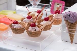 Ice Cream 1st Birthday Party via Kara's Party Ideas | KarasPartyIdeas.com (26)