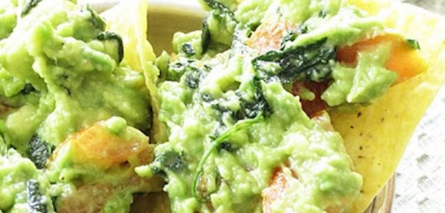 Mild Avocado Dip Recipe via Kara's Party Ideas KarasPartyIdeas.com (2)