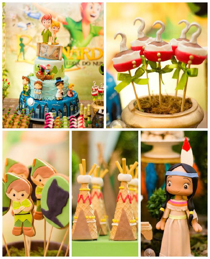 Kara S Party Ideas Car Themed 1st Birthday Party Via Kara: Kara's Party Ideas Neverland Birthday Party Via Kara's