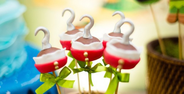 Neverland Birthday Party via Kara's Party Ideas KarasPartyIdeas.com (1)