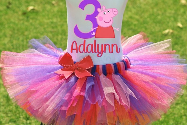Twistin Twirlin Tutus Custom Party Apparel on Kara's Party Ideas #partyclothes #tutus #twistintwirlintutus #partyapparel
