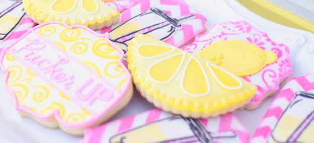 Pink Lemonade themed birthday party via Kara's Party Ideas | KarasPartyIdeas.com (2)