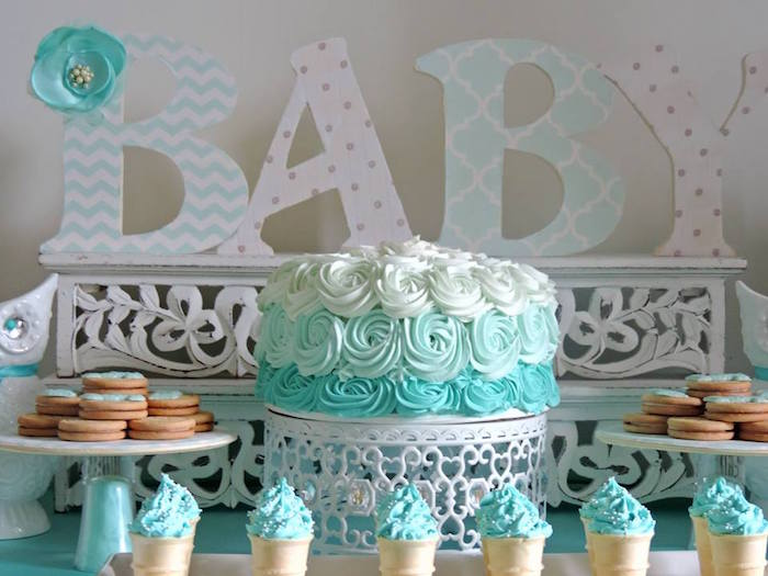 "Kara's Party Ideas » Turquoise Owl ""Welcome Home Baby ..."