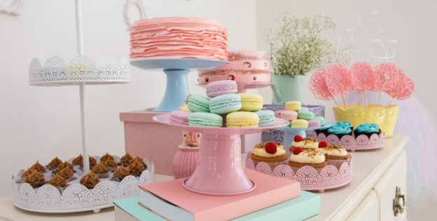 All Things Girly Birthday Party via Kara's Party Ideas KarasPartyIdeas.com (2)