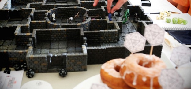 Dungeons & Dragons Themed Birthday Party via Kara's Party Ideas KarasPartyIdeas.com (1)