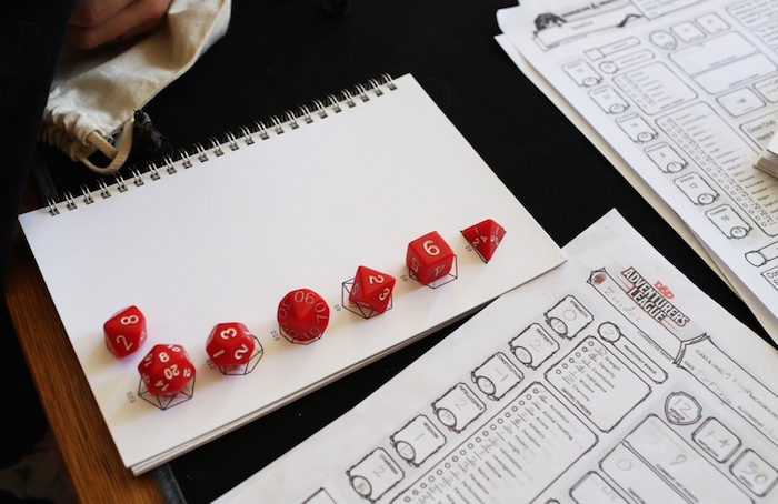 Kara S Party Ideas Dungeons Amp Dragons Themed Birthday