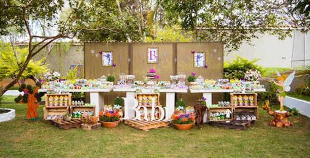 ... Disney Fairy Garden Decor By Kara U0027s Party Ideas Tinkerbell Party  Ideas Archives Kara U0027s Party ...
