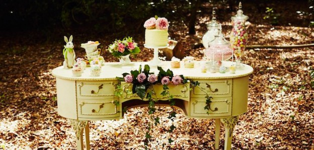 A Foxes Woodland Tea Party via Kara's Party Ideas | KarasPartyIdeas.com (3)