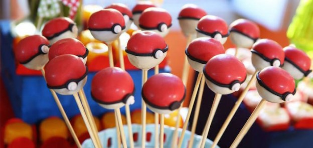 Girly Pokemon Birthday Party via Kara's Party Ideas | The Place for All Things Party! KarasPartyIdeas.com (2)