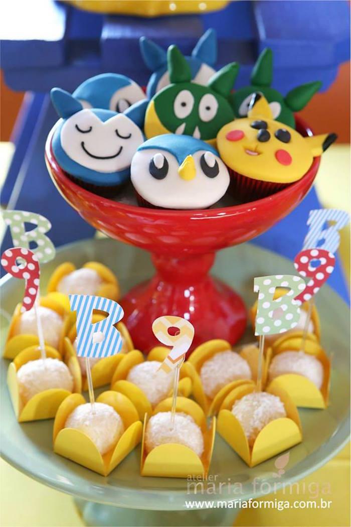 Kara's Party Ideas Girly Pokemon Birthday Party via Kara's ...