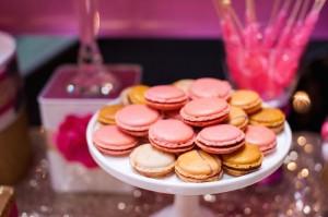 Glamorous Pink & Gold 40th Birthday Party via Kara's Party Ideas | KarasPartyIdeas.com (21)