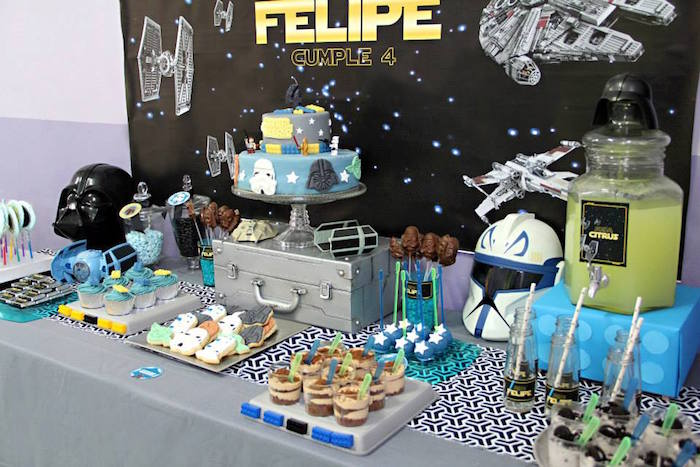 Star Wars Birthday Party Supplies Favors amp Decorations mandegarinfo