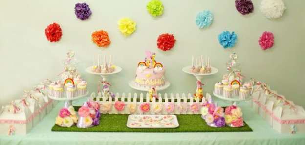 My Little Pony Birthday Party via Kara's Party Ideas KarasPartyIdeas.com (2)