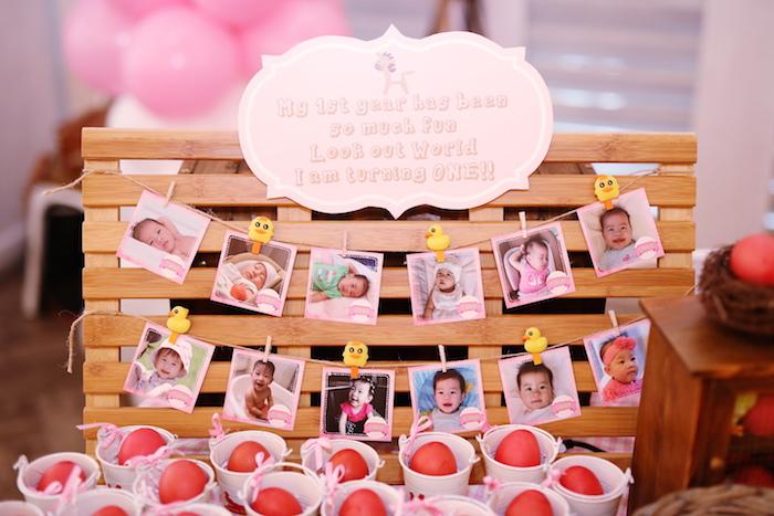Kara's Party Ideas Pink Barnyard Birthday Party via Kara's ...