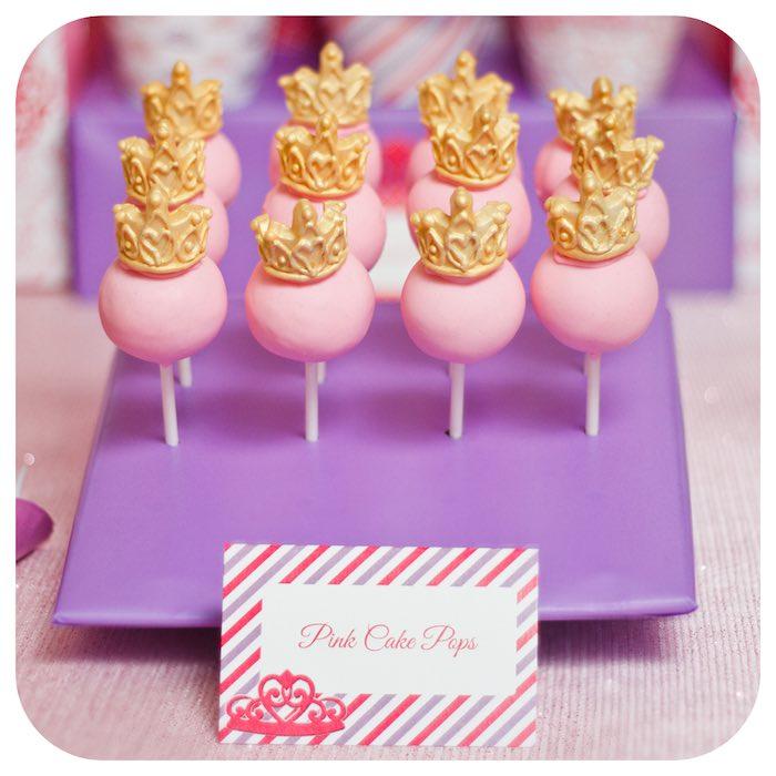 Royal Princess Party Via Karas Ideas