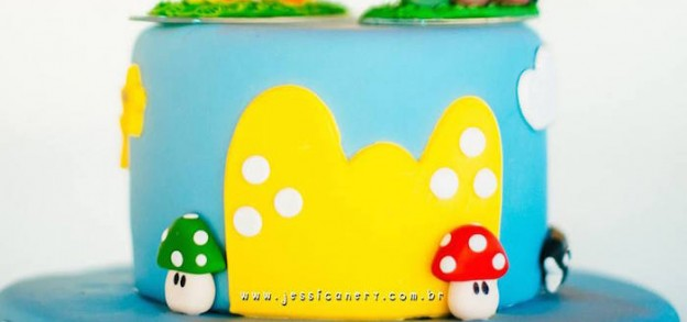 Super Mario Brothers Birthday Party via Kara's Party Ideas | The Place for All Things Party! KarasPartyIdeas.com (3)
