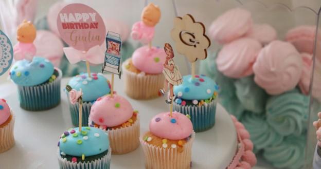 Vintage Doll Birthday Party via Kara's Party Ideas KarasPartyIdeas.com (1)