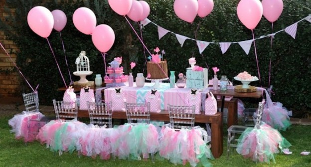 Woodland Princess Birthday Party Via Karas Ideas KarasPartyIdeas 3