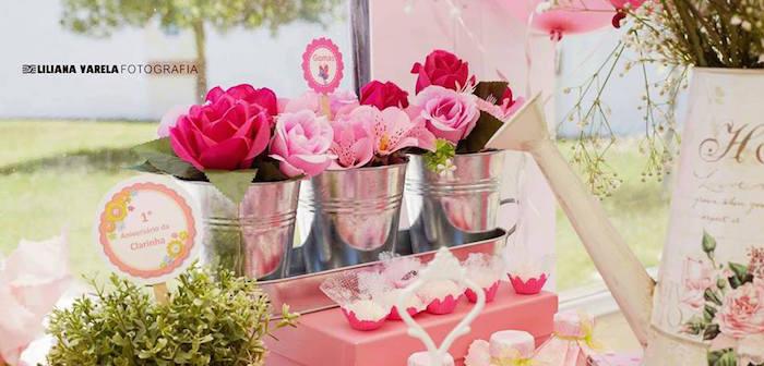 Butterfly Garden Birthday Party | Kara's Party Ideas