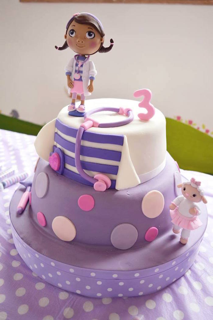 Doc Mcstuffins Birthday Party Food Ideas