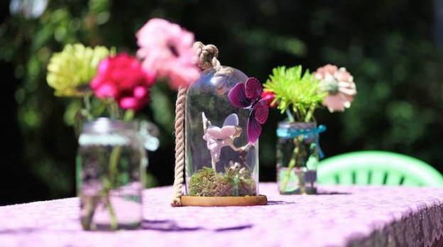 Fairy Garden Birthday Party via Kara's Party Ideas | KarasPartyIdeas.com (3)