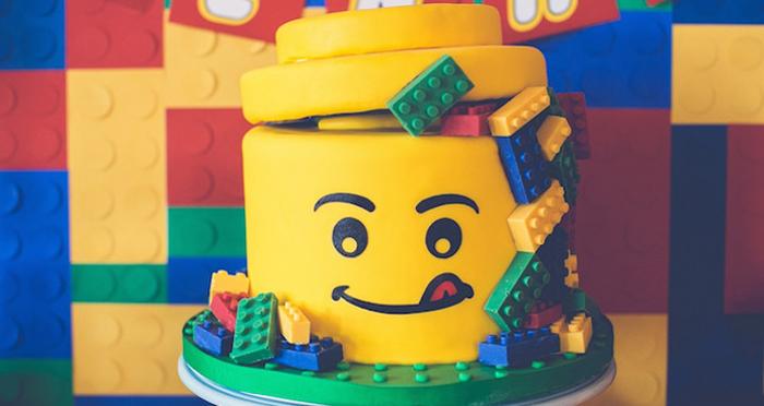 Birthday Cake Ideas Lego ~ Kara s party ideas lego inspired birthday party kara s party ideas